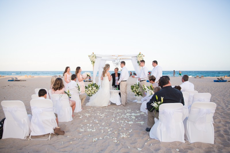 West Palm Beach Weddings Affordable